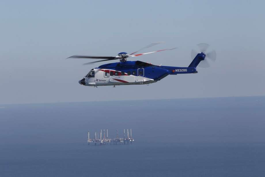 The Sikorsky S-92 is used extensively as a crew and cargo transport servicing oil rigs. Photo: File Photo