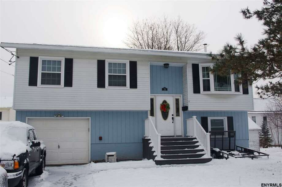 $185,000. 70 Melville Ave., Cohoes, NY 12047. View listing. Photo: MLS