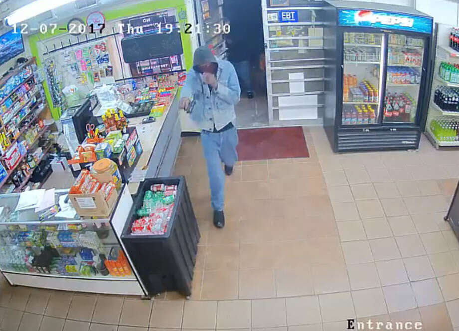 On Thursday, Dec. 7, 2017, two men entered the San Francisco Store, located at 9934 Mesa, in Houston, Texas.