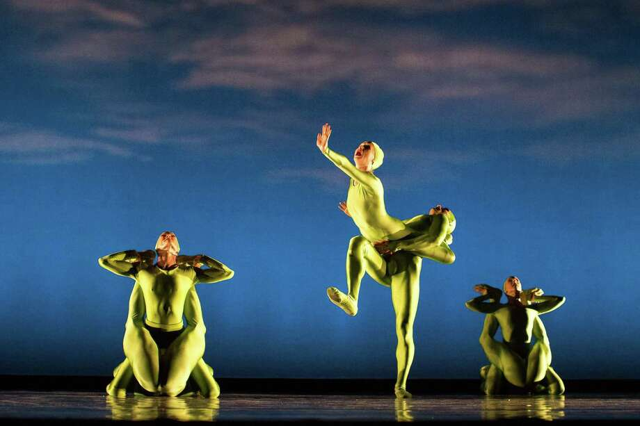 MOMIX performs this weekend at the Warner Theatre in Torrington. Photo: Contributed Photo