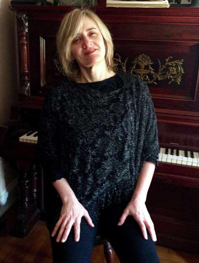 Pianist Margarita Nuller will perform at St. Michael's Church in Litchfield on Sunday. Photo: Contributed Photo