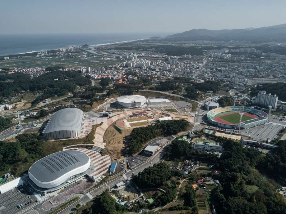 There Are a Lot of Condoms at the 2018 Olympics. Here's ... |South Korea Pyeongchang Olympic Village