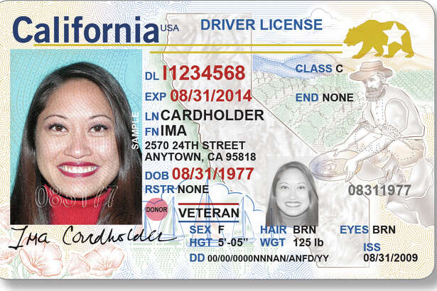 New California Driver License starting Jan 22, 2018