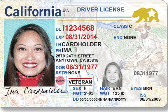 New California Driver License starting Jan 22, 2018
