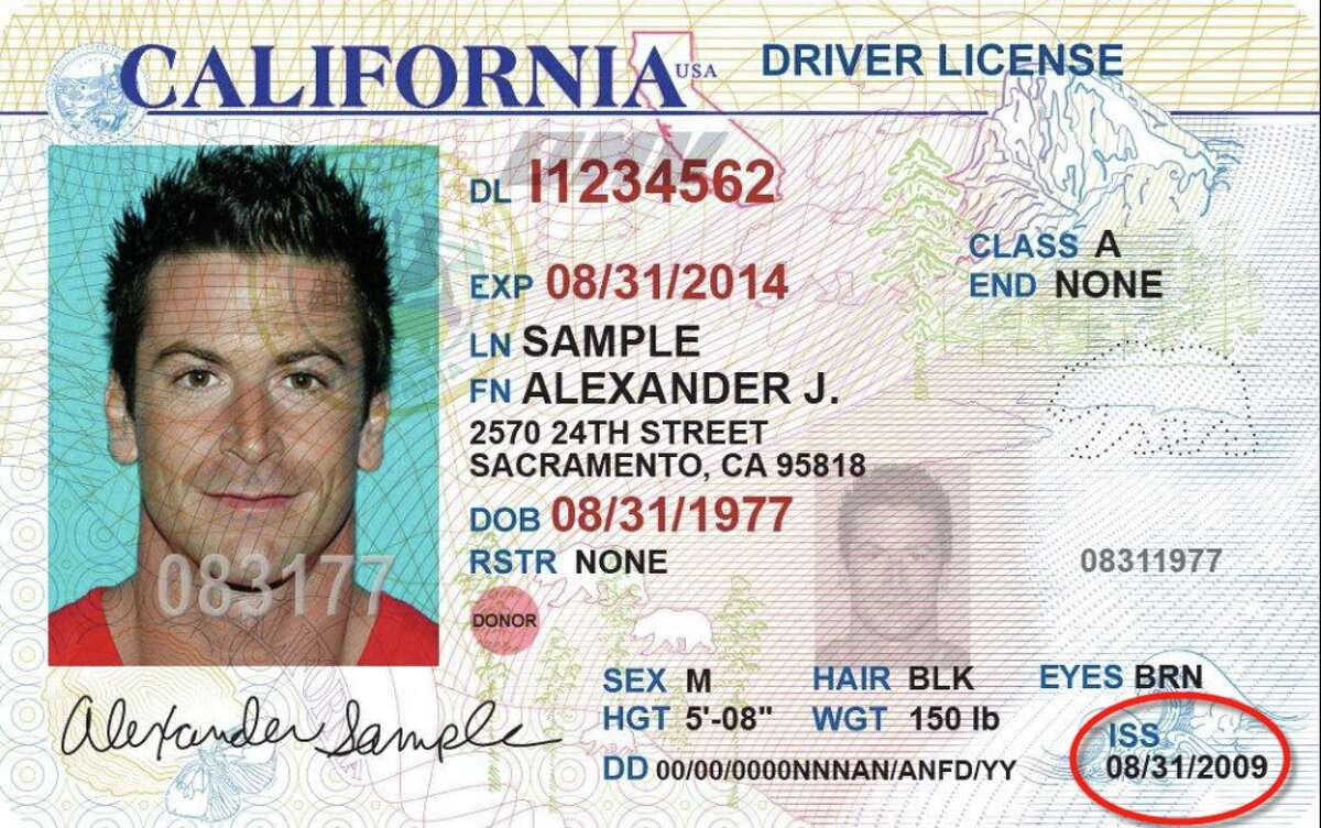"""Nonbinary will become an option for your driver's license Individuals who don't identify as male or female will now have the option for their driver's license to reflect that. Starting Jan. 1, the DMV will offer nonbinary as an option for the """"sex"""" field."""