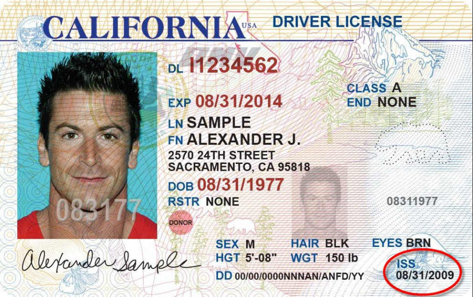 California Driver S License A New Look And Procedure