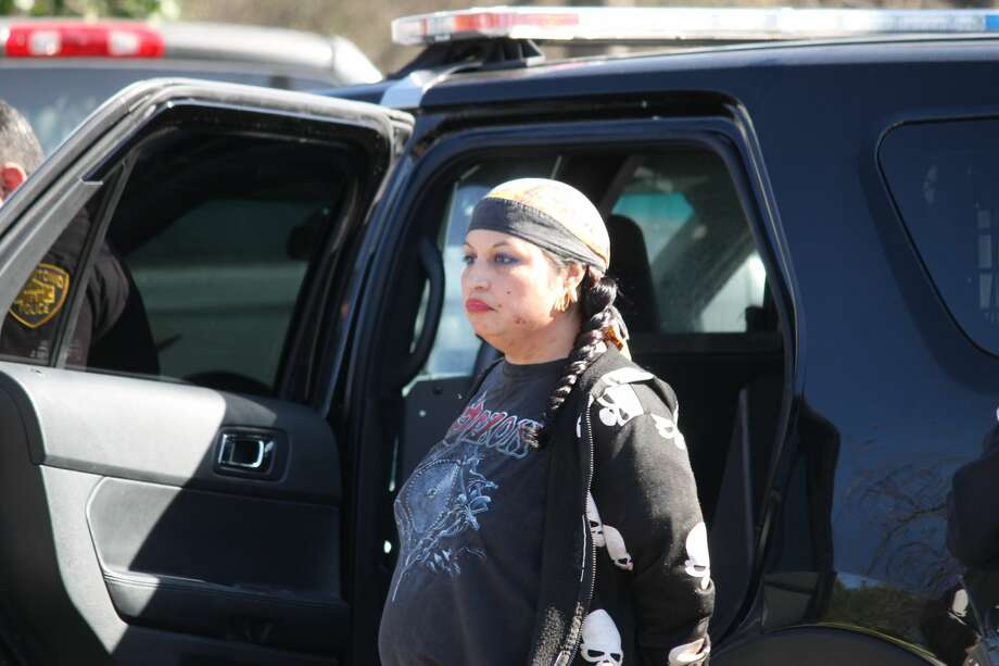Rosemary Hernandez briefly escaped Bexar County Jail after an aggravated assault arrest in early January. Photo: Fares Sabawi/San Antonio Express-News