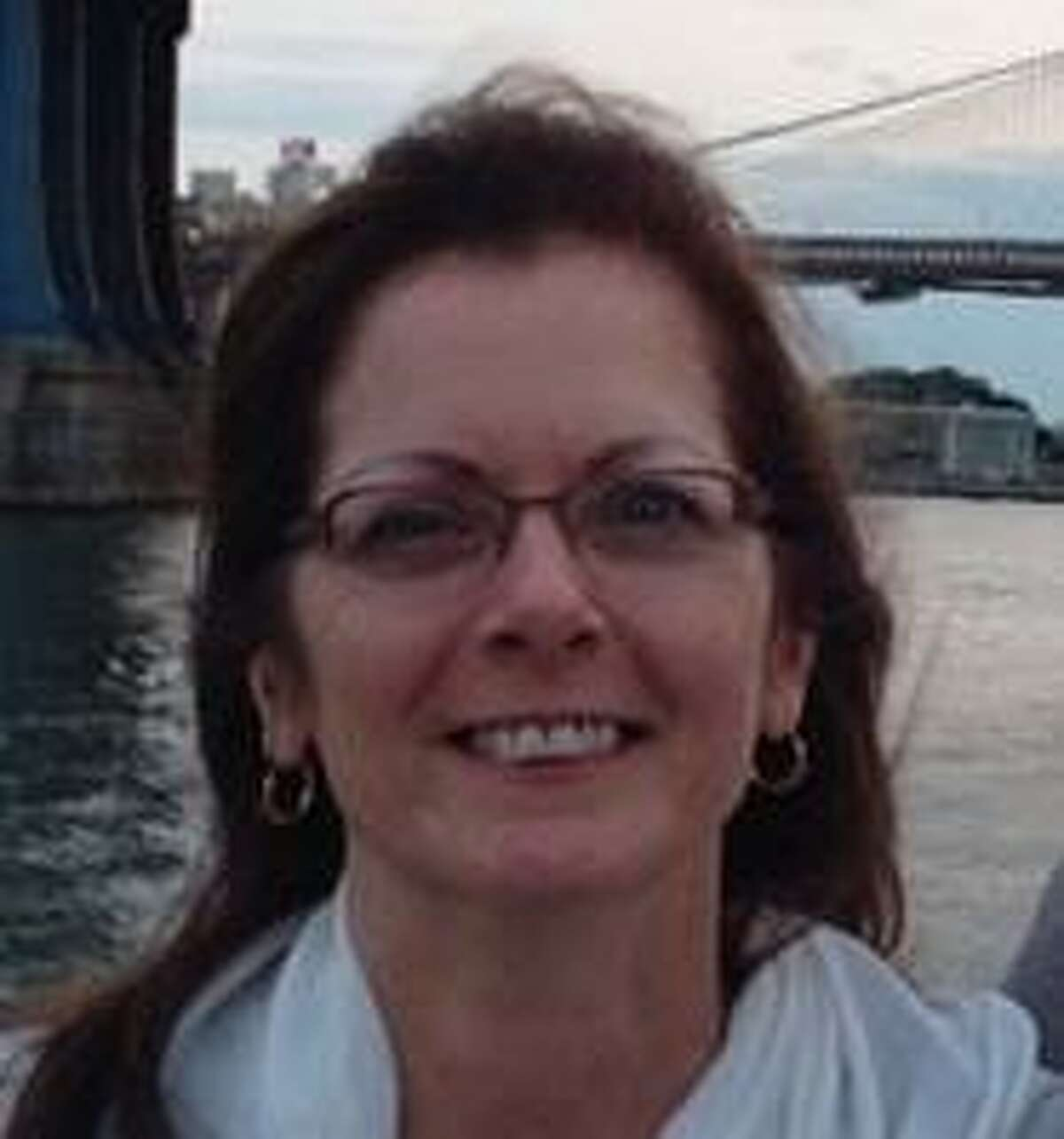 Lynette Wagner, 58, of Fairfield was struck and killed while walking across Elm Street on her way to work Tuesday morning.