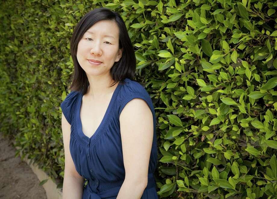 "Julia Cho, playwright of ""Office Hour"" Photo: Jennie Warren / 2009 Jennie Warren"