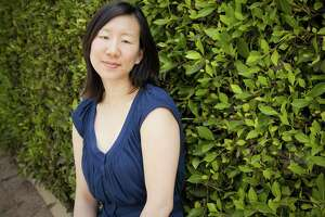 """Julia Cho, playwright of """"Office Hour"""""""