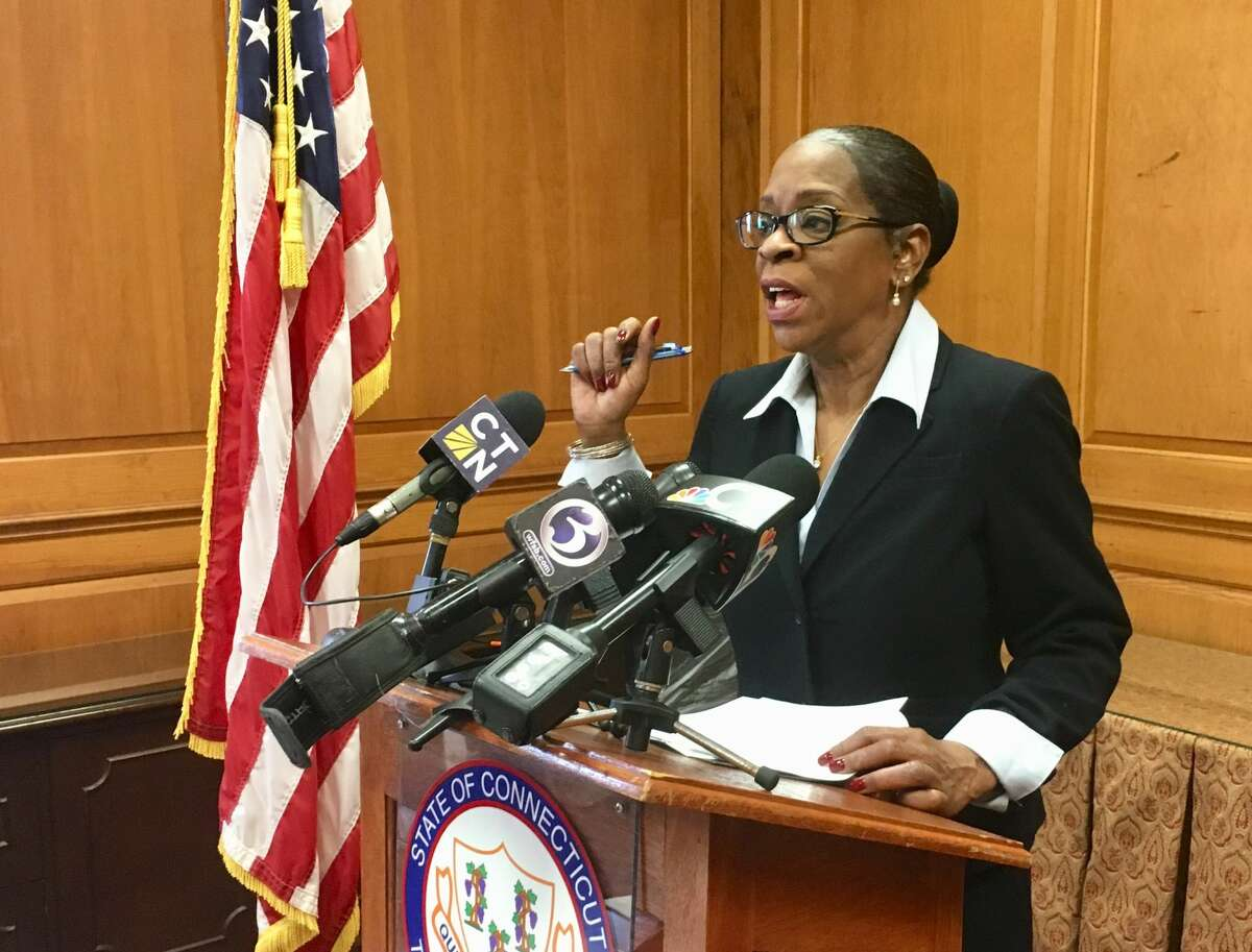 Connecticut Treasurer Denise L. Nappier announced Wednesday in her Hartford office that she will not seek re-election to a 6th term. The Hartford Democrat was elected in 1998 as the first African American elected as a state treasurer and the first to statewide office in Connecticut.