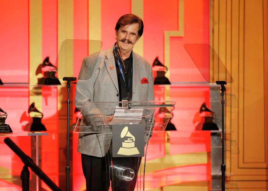 """FILE - In this Jan. 25, 2014, file photo, Rick Hall attends The 56th Annual GRAMMY Awards - Special Merit Awards Ceremony in Los Angeles. Hall, an Alabama record producer who recorded some of the biggest musical acts of the 1960s and '70s and helped develop the fabled """"Muscle Shoals sound,"""" died Tuesday, Jan. 2, 2018, following a fight with cancer, his longtime friend Judy Hood said. He was 85.  (Photo by Todd Williamson/Invision/AP, File) Photo: Todd Williamson / Invision"""