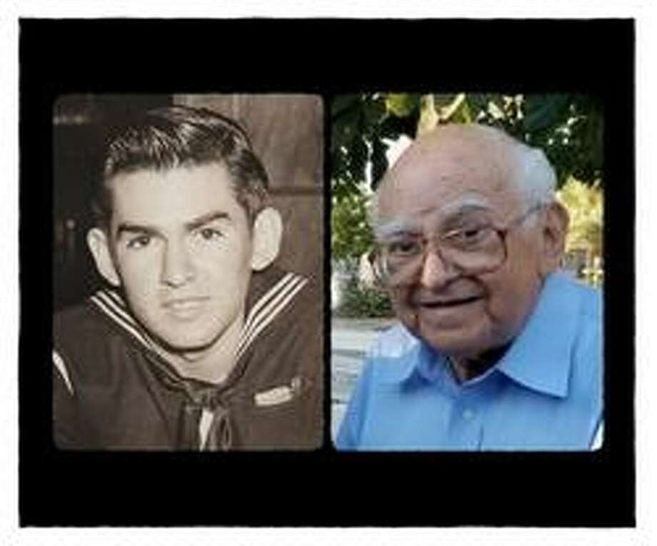 WWII veteran Daniel A. Mancha opened his own print shop in the '70s. He died Dec. 23 at 90. Photo: Courtesy Photo Illustration