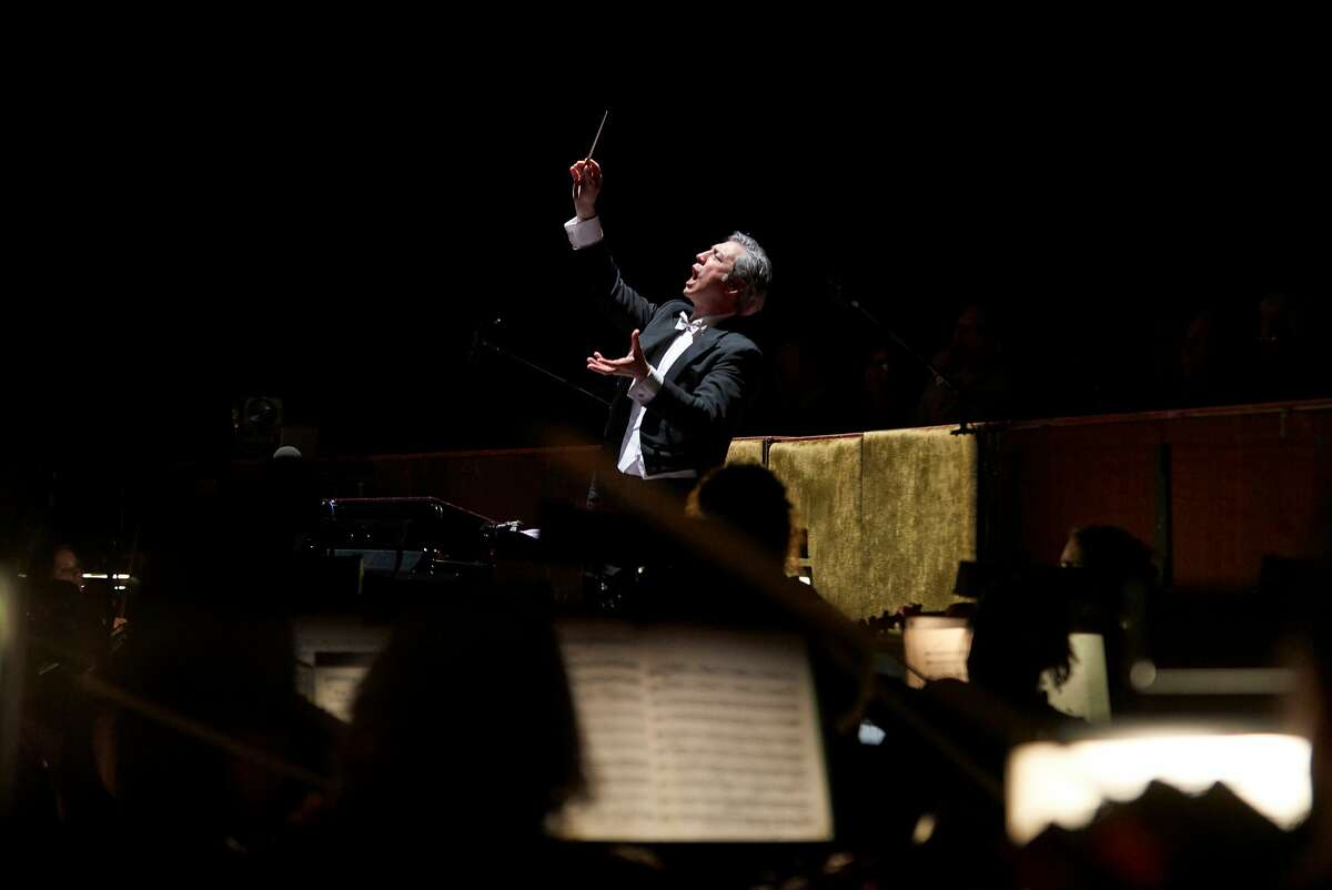 Nicola Luisotti conducted his final performance as the San Francisco Opera's music director in October.