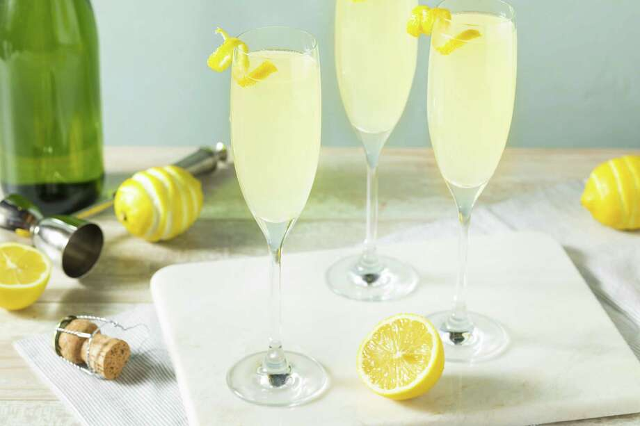 The French 75 is a perfect cocktail for New Year's Eve. (Dreamstime) Photo: Dreamstime, HO / Newsday