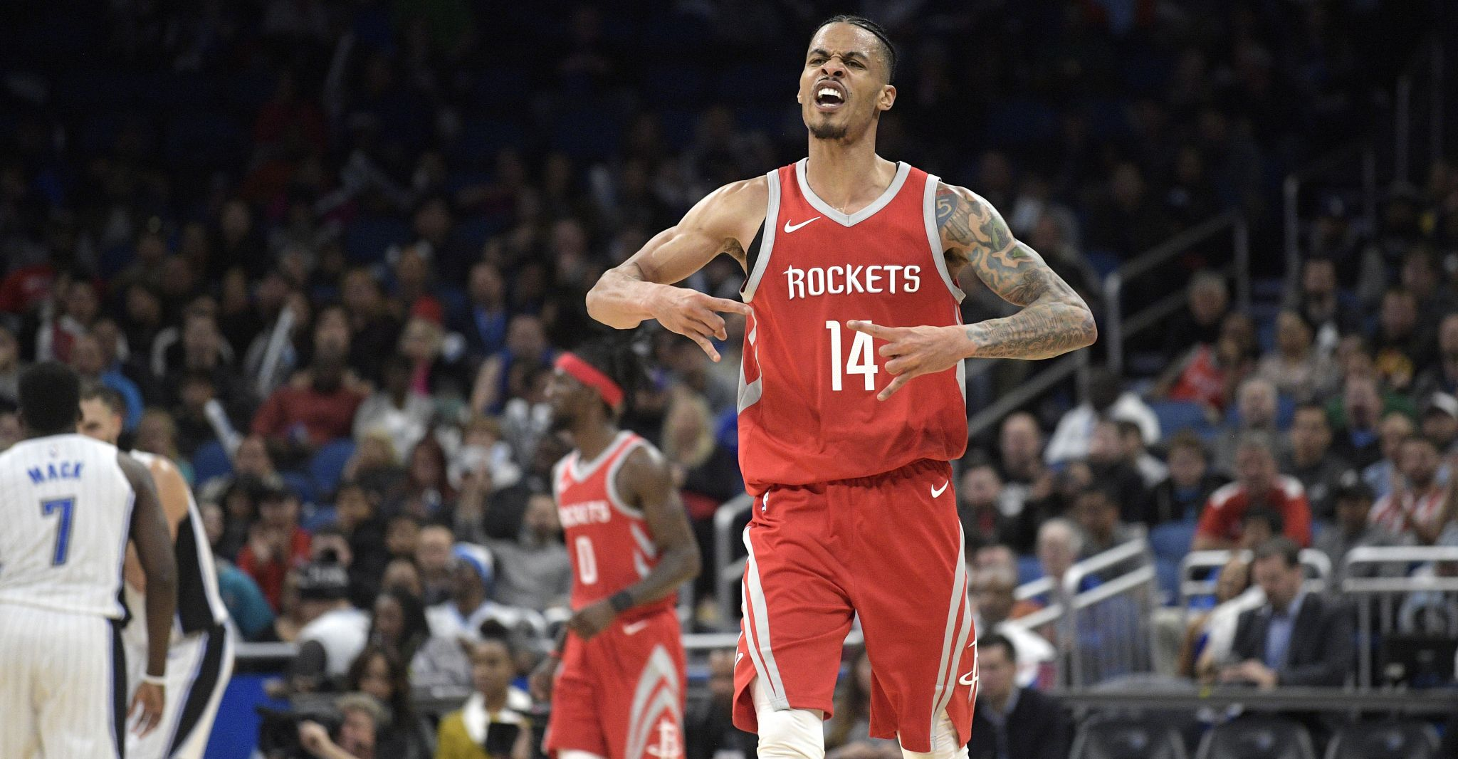 Rockets Open 2018 With Rout Of Magic