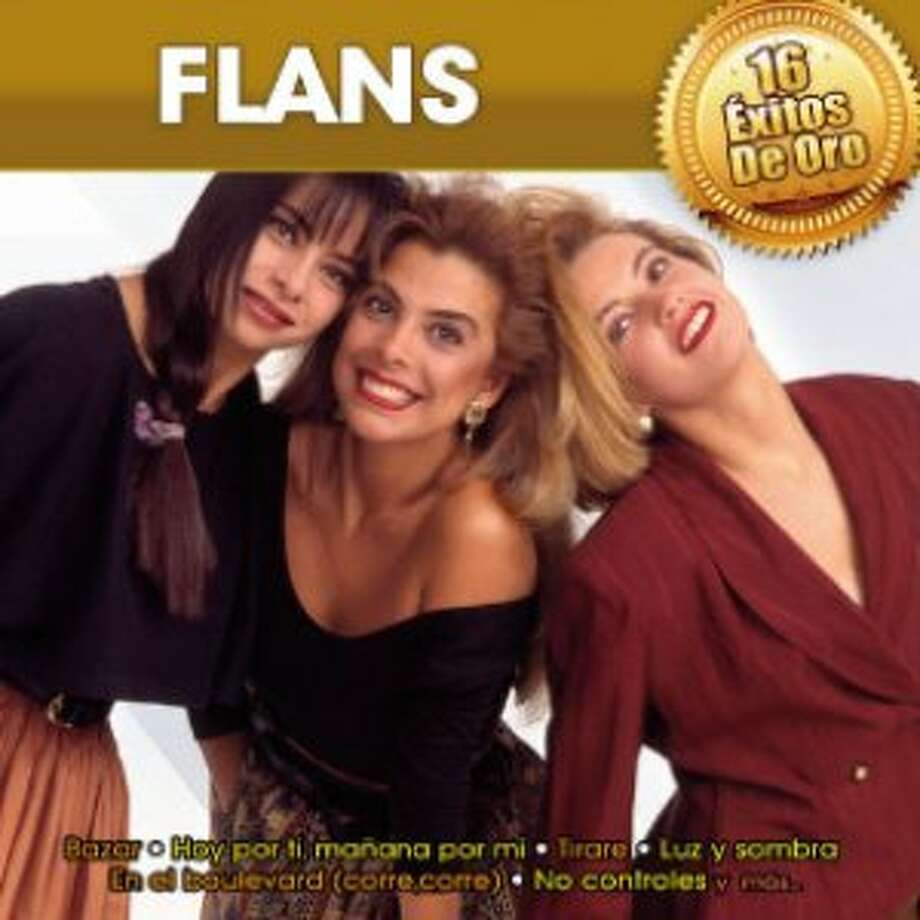 "Flans at Arena Theatre, Jan. 28The Mexican girl group behind seminal hits ""Bazar"" and ""No Controles"" has reunited for a tour. At its peak in the '80s, Flans made frothy pop hits that felt like rebellion and engaged millions of Spanish-speaking fans. Photo: File, Houston Chronicle"