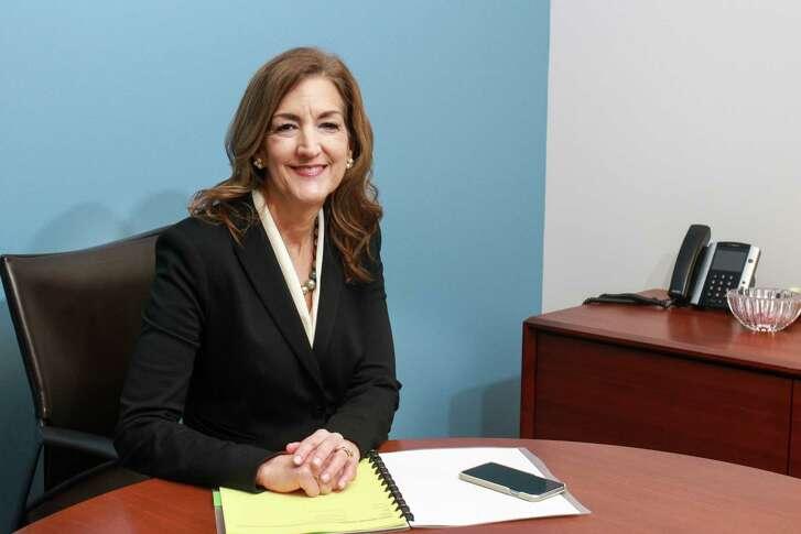 Anne Taylor, Deloitte managing partner.  (For the Chronicle/Gary Fountain, December 7, 2017)