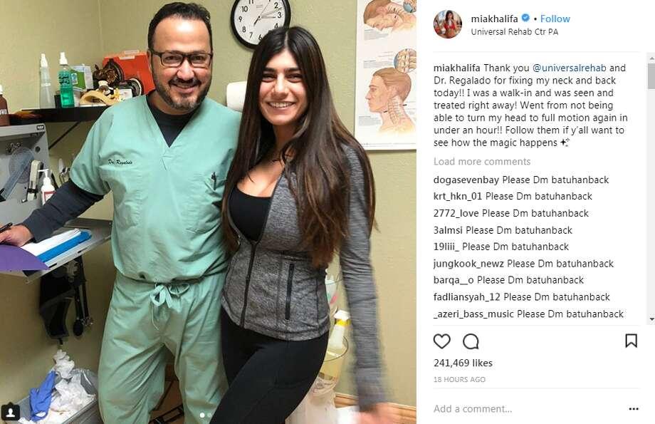 Mia Khalifa As A Doctor