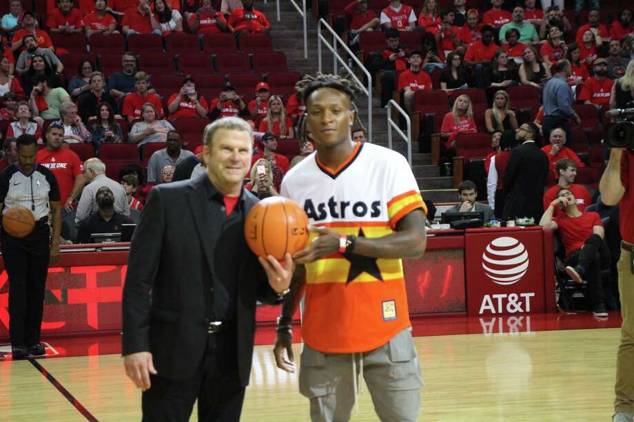 "HOUSTON ROCKETS' ""FIRST SHOT"" PARTICIPANTS