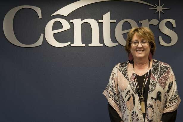 Kristi Edwards with Centers. 01/04/18 Tim Fischer/Reporter-Telegram