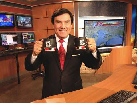 Photos: Inside look at how San Antonio TV anchors are