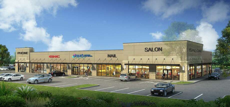Houston-based Capital Retail Properties is developing La Marque Crossing, a 15,000-square-foot retail center at the northwest corner of Interstate 45 and FM 1764 next to the Lago Mar community. GNC and Leslie's Pool Supplies has signed up as tenants. Photo: Capital Retail Properties