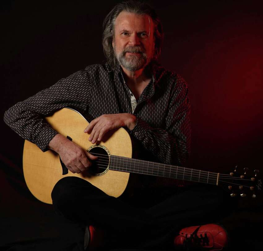 Beppe Gambetta, a master guitarist with a rich baritone voice who lives in Italy, will play aGuitartownCT Productions concert Friday at Best Video Film & Cultural Center in Hamden. Find out more.