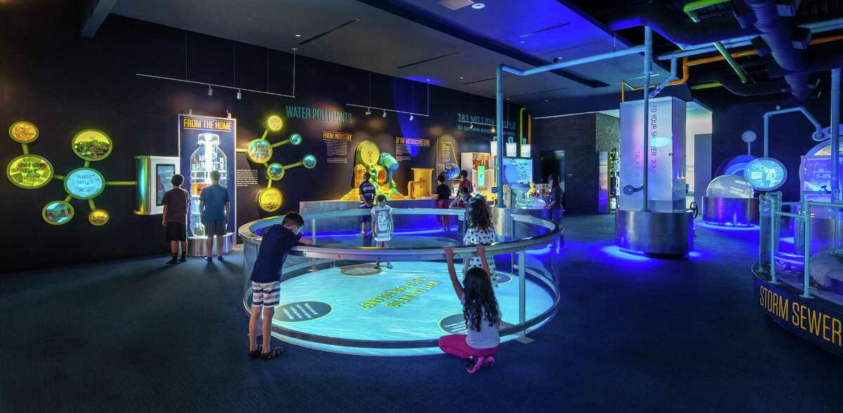 El Museo del Agua de Laredo cuenta con más de 30 piezas interactivas.