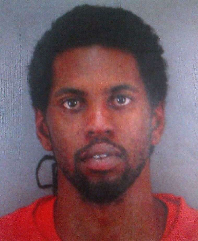 Dexter Oliver's attack left his girl friend scarred for life. Photo: San Francisco Police Department