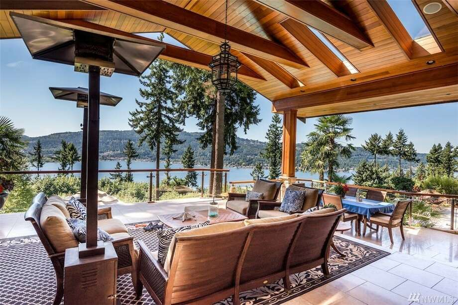 3523 207th Ave. S.W., listed for $6,500,000. See the full listing below. Photo: Alan Lawrence Photography