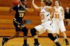 Memphis at Ubly — Girls Basketball 2018