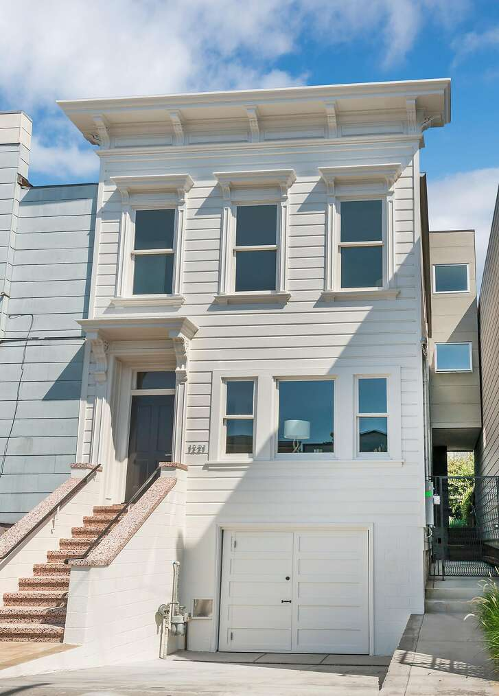 1221 York St. in the Inner Mission is a four-bedroom Italianate available for $2.898 million.