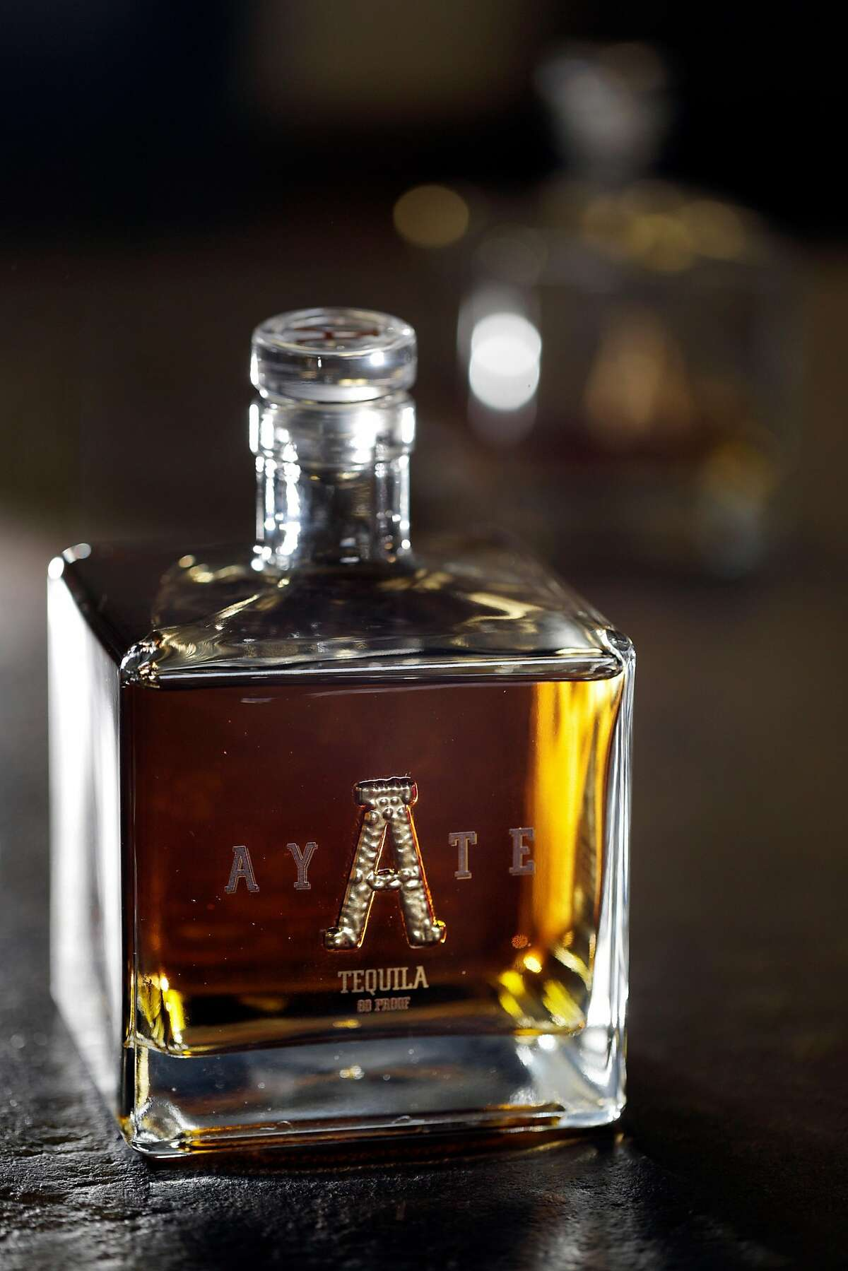 Ayate Tequila will be featured at Savage & Cooke, a new craft distillery on Mare Island, with owner Dave Phinney, a successful winemaker in Vallejo, Calif., Monday, October 2, 2017. The plans for the new distillery also includes future facilities for wineries to showcase their products.