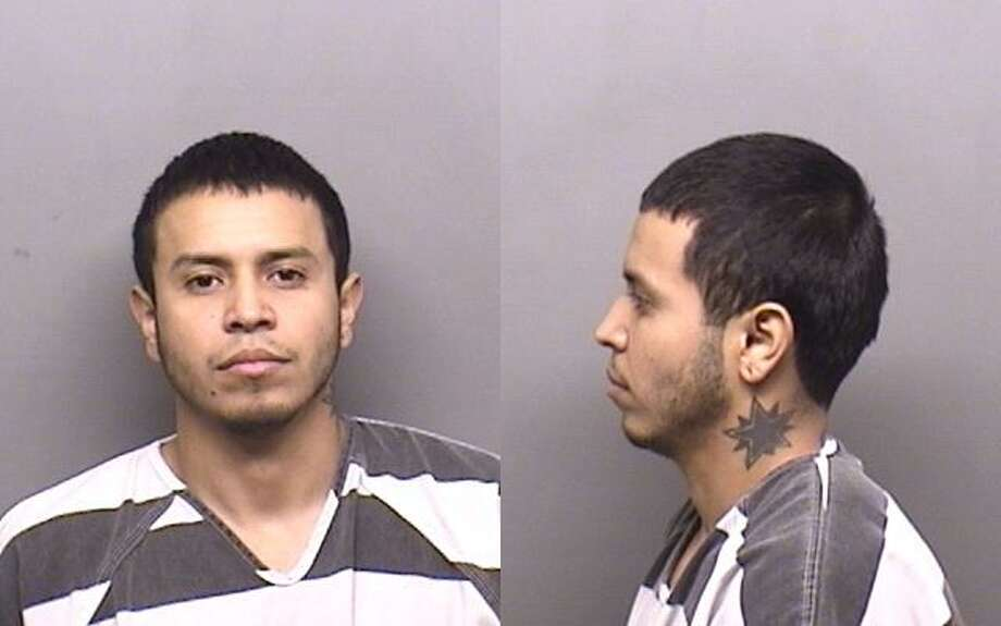 Michael Molina, 26, was arrested Wednesday on two counts of improper influence, according to Webb County Sheriff's Office records. The charge is a Class A misdemeanor punishable with up to one year in jail and a $4,000 fine.
