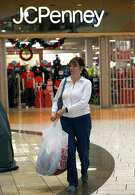 Sharon Gitchell of Danville declared that her holiday shopping was done after leaving JC Penney with a bagful of gifts she purchased during Black Friday sales at Stoneridge Shopping Center in Pleasanton, Calif. on Friday, Nov. 24, 2017.
