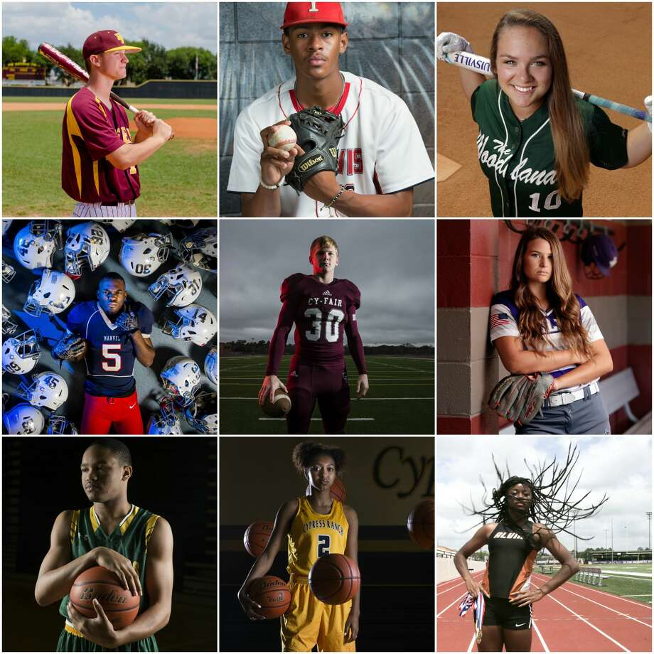 PHOTOS: A look at candidates for the Houston Sports Awards' high school athlete of the yearSome of the All-Greater Houston high school athletes of the year in 2017.Browse through the photos above for the candidates for Houston Sports Awards' high school athlete of the year. Photo: Houston Chronicle