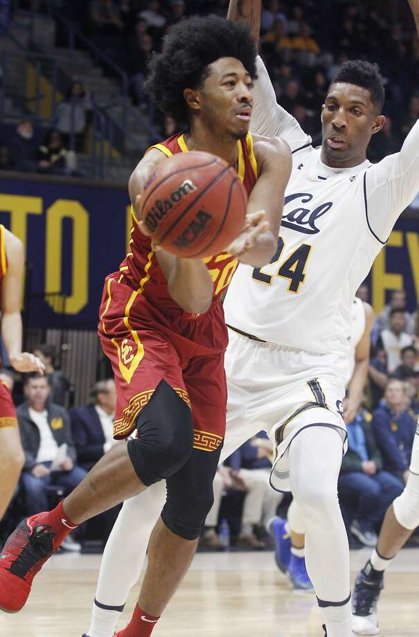 Cal men score season low in home loss to USC - SFGate