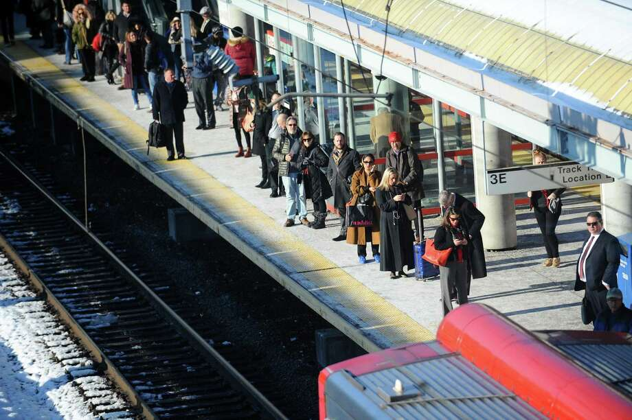 Stamford city officials are planning to set up a network of public gigabit internet connection points within a half-mile of the downtown Metro-North station by June 2018. Photo: Michael Cummo / Hearst Connecticut Media / Stamford Advocate