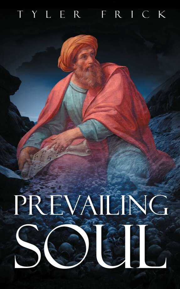 "Pastor Tyler Frick heads to Barnes and Noble in Midland to sign his book ""Prevailing Soul"" at noon on Saturday. Photo: COURTESY PHOTO"