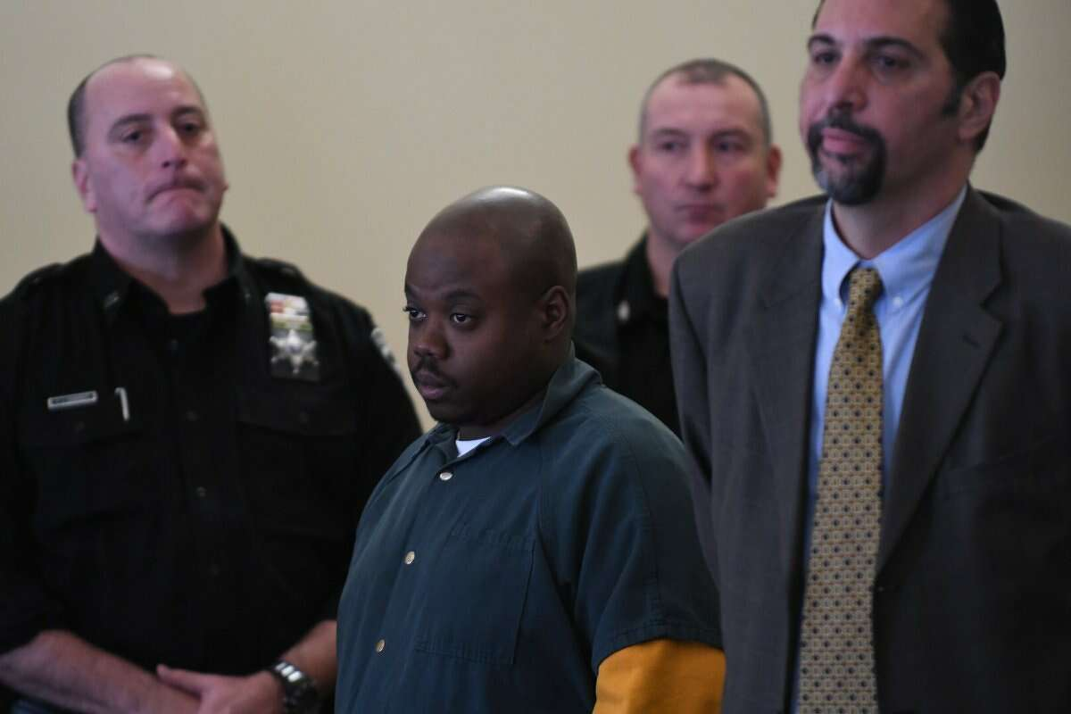 James W. White, 38, failed in an effort to get Rensselaer County Judge Debra Young to release him from custody while he faces murder charges in connection with the killings of two women and two children at a home in Troy.