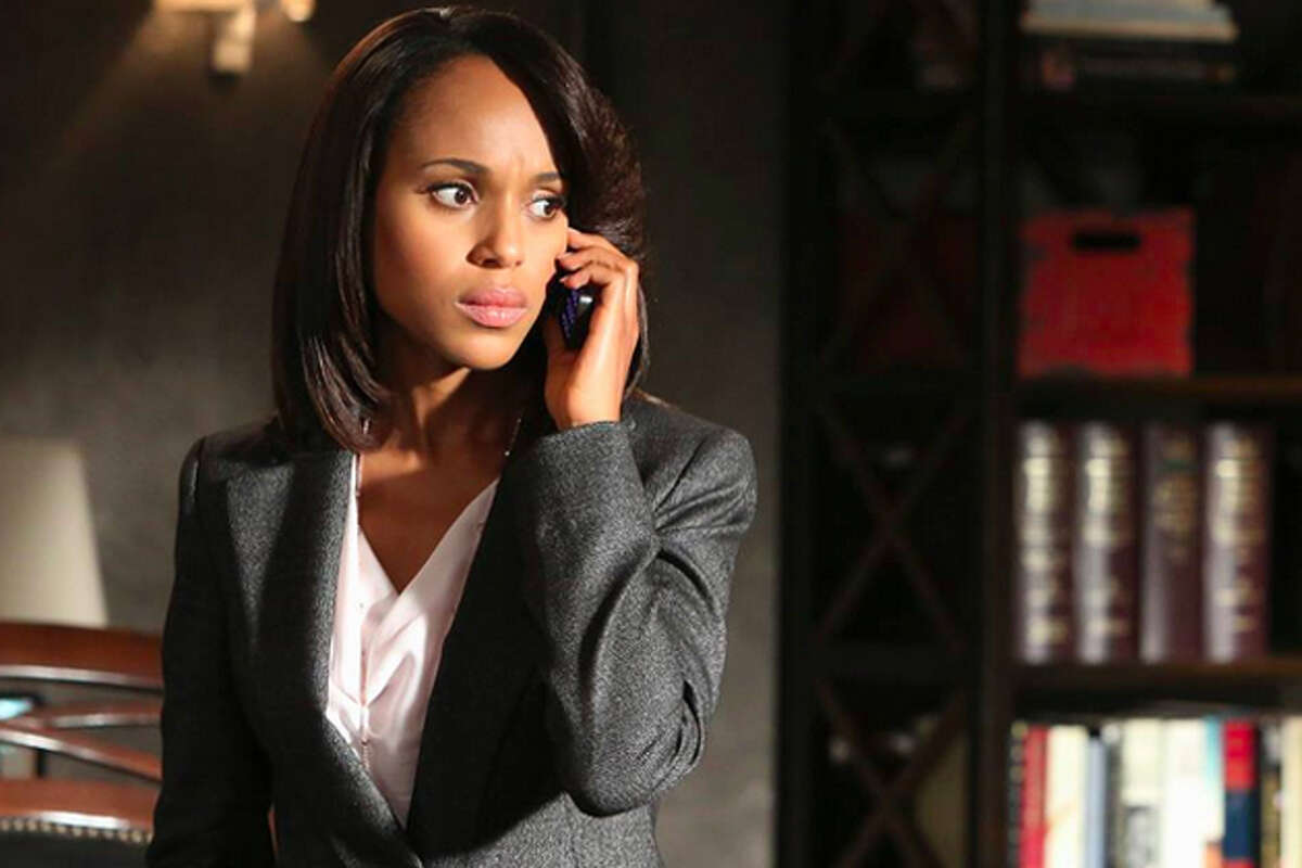 SCANDAL Shonda Rimes political drama comes to an end sometime this spring after seven sexy seasons. (ABC)