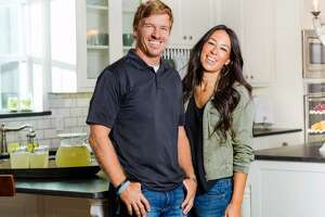 FIXER UPPER  Chip and Joanna Gaines have decided to step away from their popular renovation series after this fifth season. They recently announced they are expecting their fifth child. (HGTV)