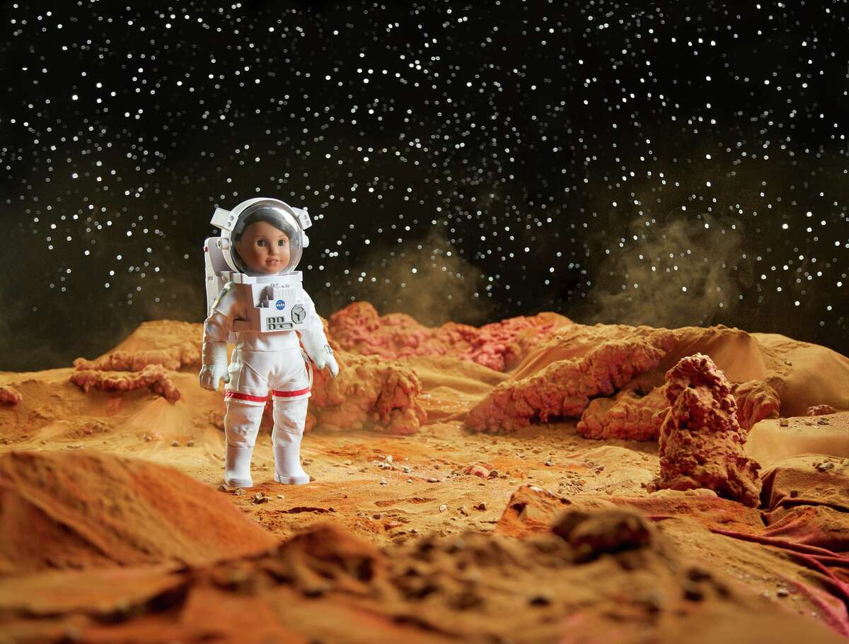 AMERICAN GIRL: The popular American Girl brand has unveiled the astronaut-inspired Luciana doll for 2018.