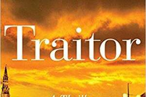 """""""Traitor: A Thriller"""" by Jonathan de Shalit"""