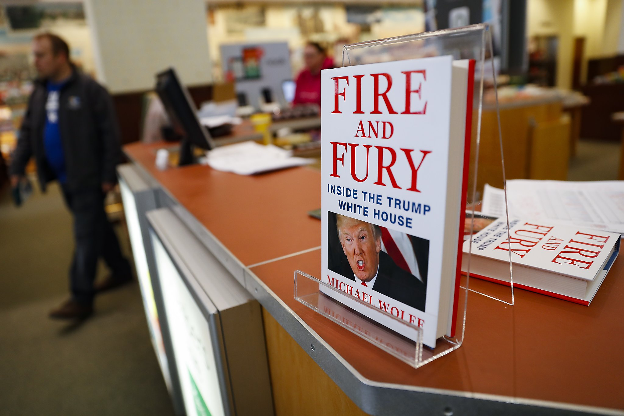Fire and fury breaks wait list record at the sf public library fire and fury breaks wait list record at the sf public library sfgate fandeluxe Image collections