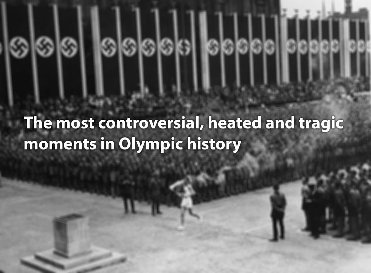 The most controversial, heated and tragic moments in Olympic history