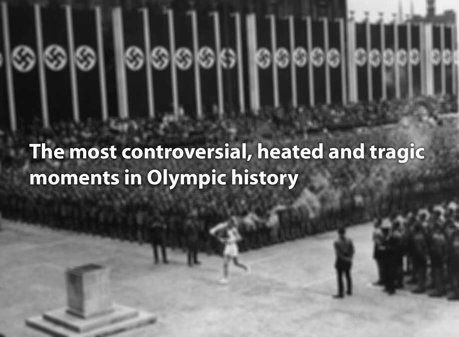 The most controversial, heated and tragic moments in Olympic history Photo: Transitionslyde