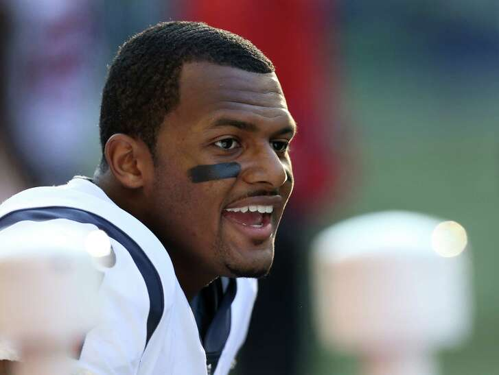 Deshaun Watson's presence is a major positive as the Texans enter free agency, a stark contrast to last year's situation.