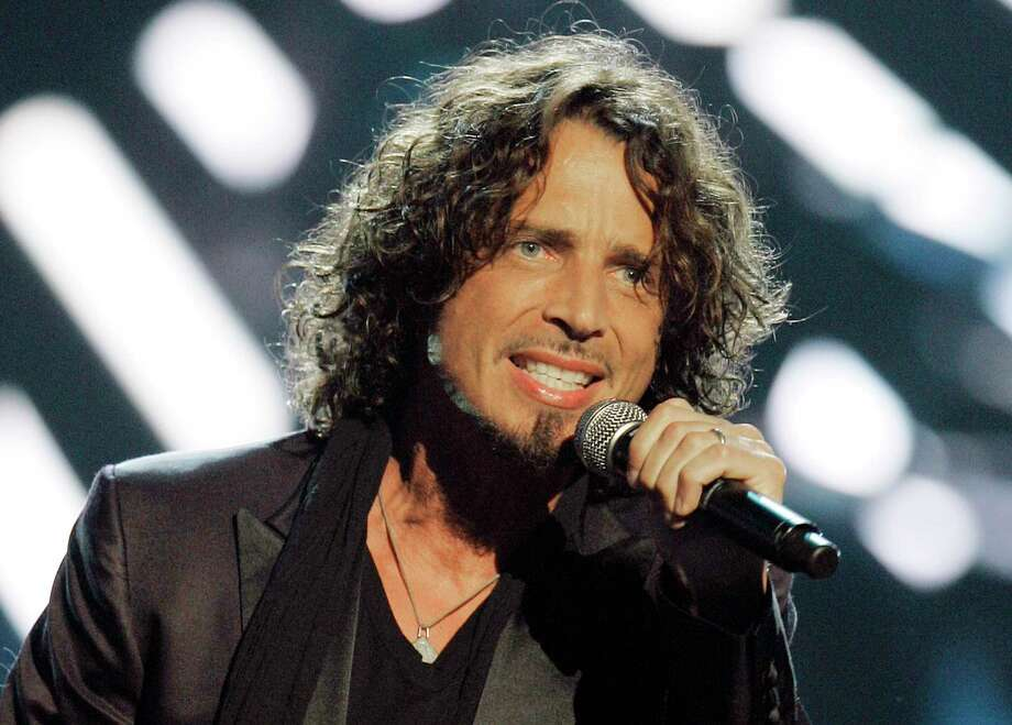 Rocker Chris Cornell, who gained fame as the lead singer of Soundgarden and later Audioslave, was among the many music superstars who died in 2017. A reader laments his omission in a recent Express-News article. Photo: File Photo /Associated Press / Stratford Booster Club